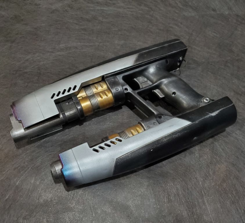 GOTG – Star Lord Blaster