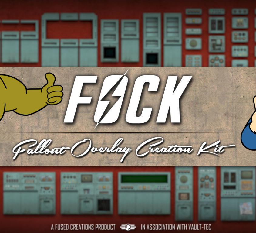 Fallout Overlay Creation Kit