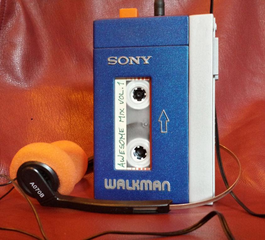 GOTG – Replica Sony Walkman